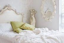 Bedrooms / by Olga Satyrova