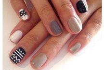 nails nails nails / by Olga Satyrova
