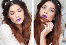make up / by Olga Satyrova