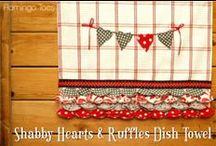 Crafty - Fabric / by Karen North