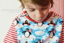 Lillestoff »Ringo the Pingu« / by Pamela Hiltl