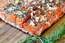 Salmon meals