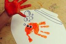 Hand crafts / by Hillarie Millsaps