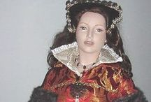 Beautiful Clothes ~ Tudor/Elizabethian / by Jaime Failing