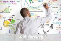 MídiasWeb | A Revolução Digital começa Aqui! / Marketing Digital, Campanhas de Links Patrocinados, Gestão de Mídias Sociais, Email Marketing, SEO, Web Design e Lojas Virtuais.  Acesse já: www.midiasweb.com