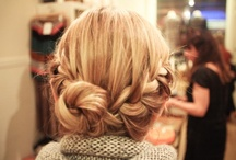 Lovely Hair Ideas / by Kristina Gledhill