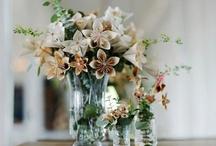 SONIA ALLEN Bouquets & Floral Arrangements / Floral centerpiece and decorative ideas for weddings