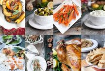 giving thanks. / Thanksgiving  / by Del