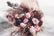 SONIA ALLEN A Bouquet of Loveliness / Beautiful bridal bouquets of all shapes and colour
