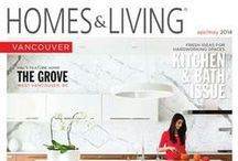 Online Issues / by Homes & Living