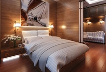 Bedrooms / by Homes & Living