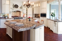 Kitchens / by Homes & Living