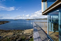 Spectacular Views / by Homes & Living