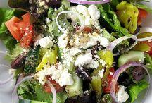 Salads / by Walisa Dickson