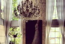 Chandelier Dreams / by Homes & Living