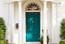 Exteriors & Entryways  / by Homes & Living
