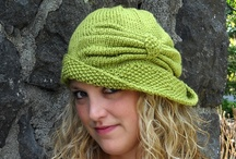 knit hats. / Knitting patterns hats / by Del