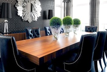 Decadent Dining Rooms / by Homes & Living