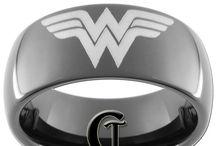Wonder Woman / by Walisa Dickson