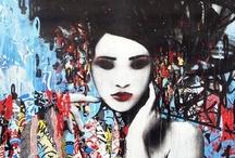 SONIA ALLEN Geisha / Geisha inspired hair and makeup