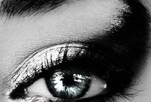 SONIA ALLEN Latex Looks / Latex inspired makeup.
