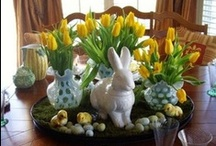 Easter / Easter foods, decor and crafts / by Kathleen Varano