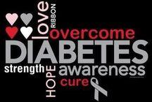 diabetes awareness. / diabetes / by Del