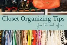 Organize / Organization is so important as a mom of many.  Organize the whole house with these fun and unique ideas for the DIY-er and organizing novice alike! / by The Road to 31