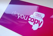 Doyoucopy / Doyoucopy is een copywriting- en conceptbureau. Motor achter Doyoucopy is Edward Hendriks. Een freelance copywriter met 15 jaar ervaring in marketing- en communicatiefuncties. Aan zowel klant- als bureauzijde. Specialisaties zijn copywriting en tekstschrijven, conceptontwikkeling en het maken van content voor websites. Daarnaast kan ik je adviseren over je communicatie en over de inzet van sociale media.