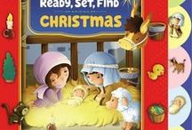 Christmas stories for ages 2-8 / Review round features books w/a simple Christmas message perfect for little ones http://www.examiner.com/list/christmas-titles-that-teach-the-true-meaning-of-christmas-for-ages-2-5?cid=db_articles
