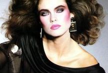 SONIA ALLEN 1980s / 1980s hair and makeup
