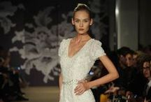 SONIA ALLEN New York & London Bridal Fashion Week / Hair and make-up inspiration from New York and London Bridal Fashion Week