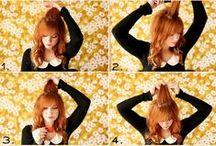 SONIA ALLEN Hair How To