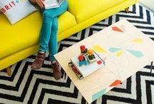 Decoração / Ideias e inspirações para deixar o seu lar bem bacana e decorado!