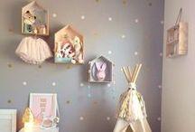Decoração - Bebê e Criança / Inspirações e dicas para deixar o quarto dos pequenos ainda mais fofo e lúdico!