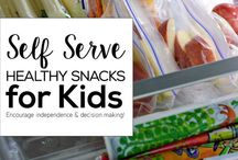 Snacks / snacking / by Deli Knits