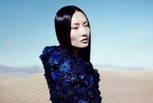 SONIA ALLEN Desert Love / Hair and makeup ideas for a desert fashion editorial.
