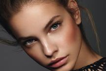 """SONIA ALLEN Moira Hughes """"Look of Love"""" Campaign Make Up References"""