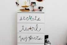 Home Decor - Upcycled/DIY ◈