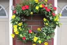 Wreaths / by Poppy Seed Projects {Poppy Seed Projects.com}