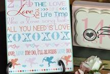 Valentine's  / by Poppy Seed Projects {Poppy Seed Projects.com}