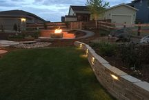 Hardscapes / A collection of photos of stone patios, walkways, etc.