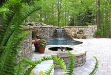 Backyard Oasis / by Amanda