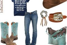 My Country style / by Jessica Roth