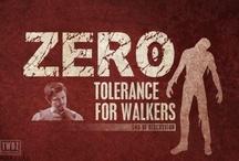 Walking Dead/Zombies / by Kristy Virgo