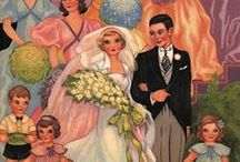 Paper Dolls: Weddings