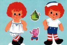 Paper Dolls: Story Land