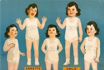 Paper Dolls: Famous Children