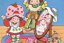 Paper Dolls: Daisy, Ginghams, Holly Hobbie