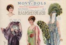 Paper Dolls: 20's Fashion